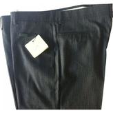 Hermes Brown Wool Trousers