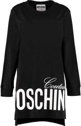 Moschino Jersey Mini Dress