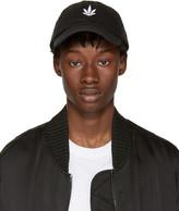 Palm Angels Black Vintage Weed Cap