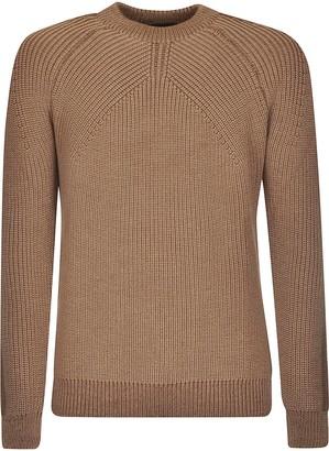 Roberto Collina Slim Knit Sweater