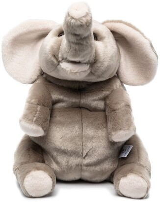 La Pelucherie Elephant Basile 35cm soft toy