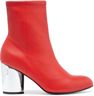 Opening Ceremony Stretch-leather Sock Boots