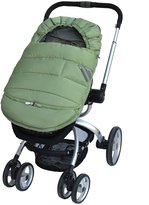 JJ Cole Polar BundleMe Foot Muff - Shadow