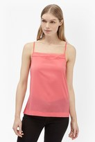 French Connection Polly Plains Adjustable Strappy Cami