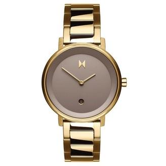 MVMT Watch Siganture Ii Champagne Gold