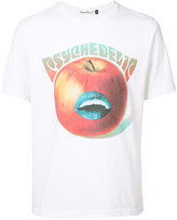 Undercover 'Psychedelic Apple' print T-shirt