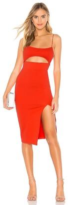 superdown Trista Cut Out Dress