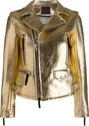 Giuseppe Zanotti Berlyn biker jacket