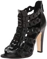 Elie Tahari Women's Intreccio Strappy Gladiator Sandal