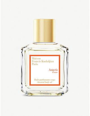 Francis Kurkdjian Amyris Femme Scented Body Oil 70ml
