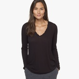 James Perse High Gauge Long Sleeve Tee