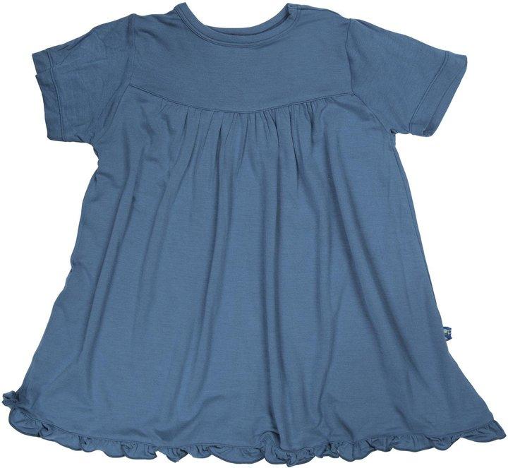 Kickee Pants Dress - Twilight-Newborn
