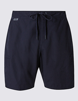 M&s Collection Big & Tall Quick Dry Swim Shorts