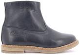 Pom D'Api Leather Zip Trip Boots