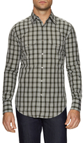 Tom Ford Checkered Button Up Sportshirt