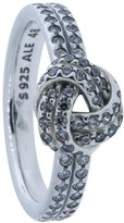 Pandora Sparkling Love Knot Ring 190997cz-60