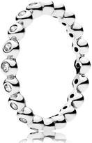 Pandora For Eternity Ring - Size 52 - 191032CZ-52