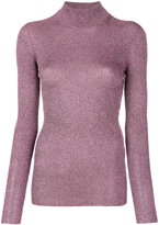 Missoni metallic turtleneck sweater