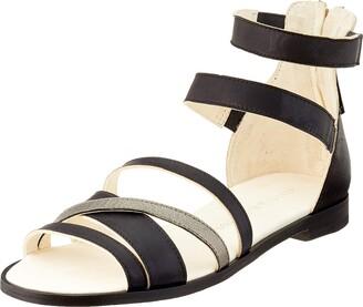 Melvin & Hamilton Women's Celia 46 Ankle Strap Sandals