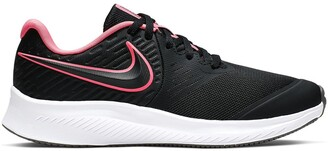 Nike Kids Star Runner 2 Leather Trainers