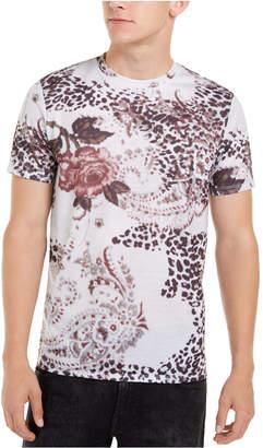 GUESS Men Multi-Print T-Shirt