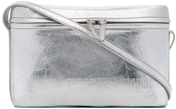 3c5c41f2e Calvin Klein Leather Crossbody Handbags - ShopStyle