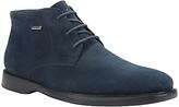 Geox Brayden Amphibiox Waterproof Leather Chukka Boots