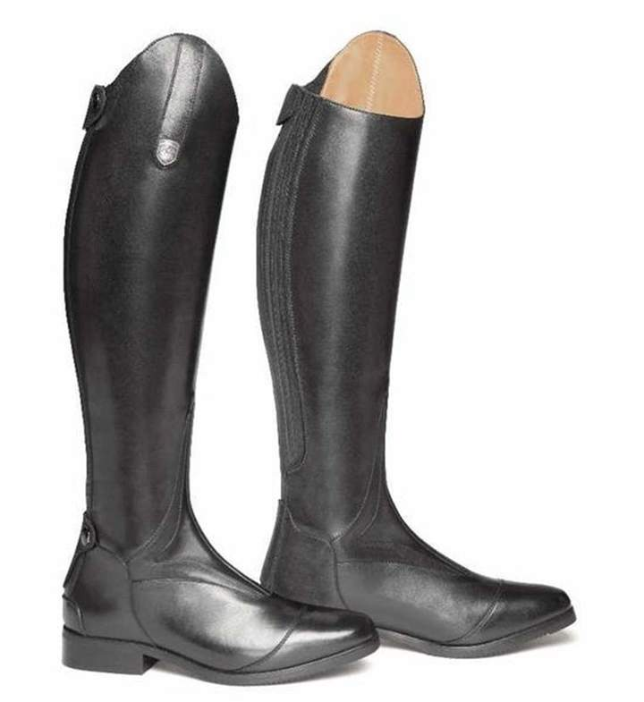 51beb093bcf2c T-JULY Cool Women Rider Horse Riding Boots Smooth Leather Knee High Boots  Autumn Winter Warm High Boots Mountain Riding Boots