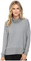 Three Dots Laurel Funnel Neck Sweater