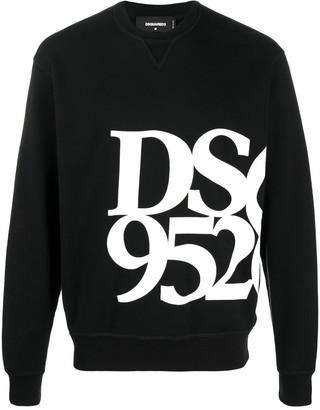 DSQUARED2 Side Print Sweatshirt