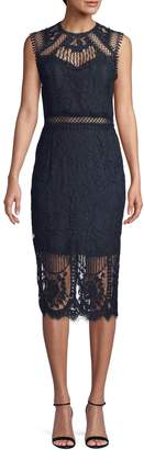 Occasion By Dex Sleeveless Lace Dress