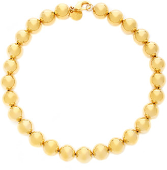 Young Frankk Alex Gold-Plated Necklace
