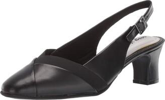 Easy Street Shoes Women's Erika Slingback Dress Pump Shoe