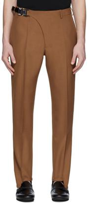 Alyx Tan Stirrup Suit Trousers