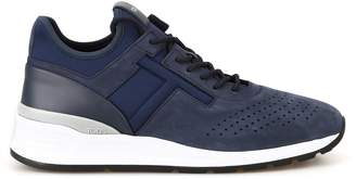 Tod's Scuba Effect Low Top Sneakers