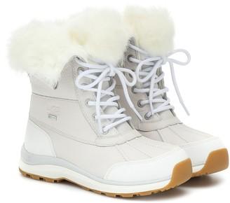 UGG Adirondack III leather ankle boots