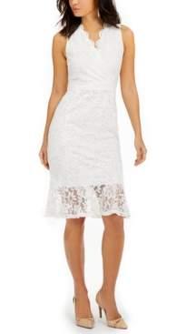Thalia Sodi Sleeveless Lace Dress, Created for Macy's