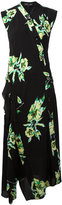 Proenza Schouler floral print dress - women - Silk - 4