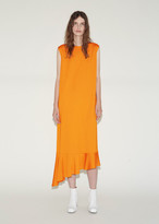Aalto Flared Hem Fluid Dress