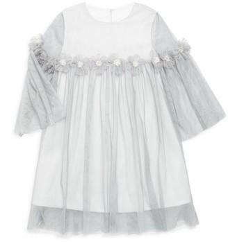 Isabel Garreton Little Girl's Soft Mesh Sugar Plum Fairy Dress