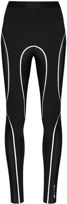 Alyx reflective trim mesh leggings