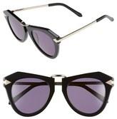 Karen Walker 'One Orbit - Arrowed by Karen' 51mm Sunglasses