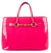 Gucci Patent Leather Bright Bliss Bag