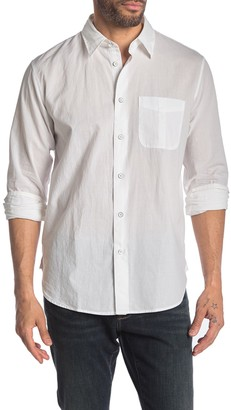 Rag & Bone Fit 3 Beach Long Sleeve Shirt
