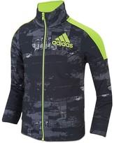 adidas Boys' Elemental Raw Print Jacket - Sizes 4-7