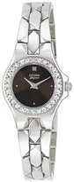 Citizen Women's EK4900-50E Crystal Accented Stainless Steel Watch