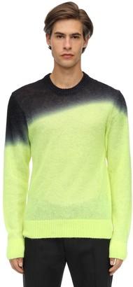 Diesel Alpaca Blend Knit Sweater