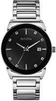Bulova Dress Collection Men's 40mm Watch in Stainless Steel