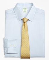 Brooks Brothers Non-Iron Regent Fit Hairline Stripe Dress Shirt