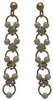 AJ Fashion Jewellery Nastasia Long tone Post Earrings